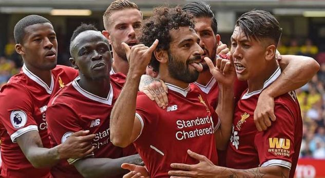 Formacionet zyrtare: Liverpool – West Ham United