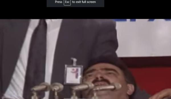 Pamje të rralla: Momenti kur vdes Rrahman Morina (VIDEO)