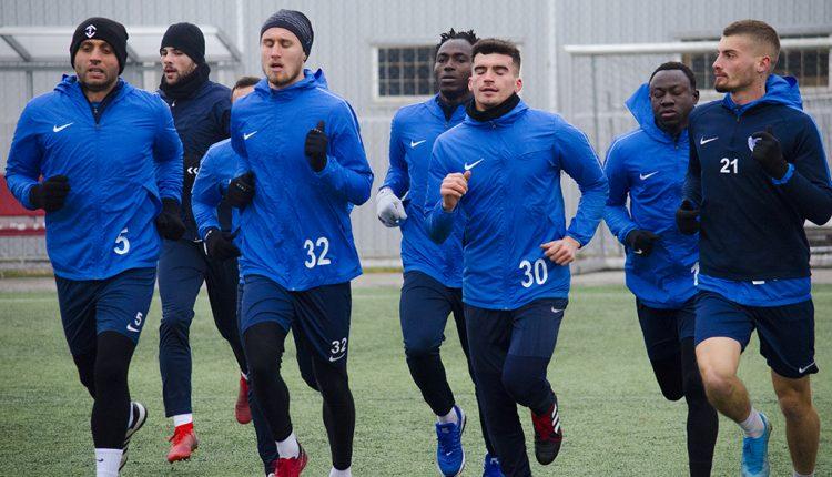 Pas pushimit, FC Shkupi u rikthehet përgatitjeve