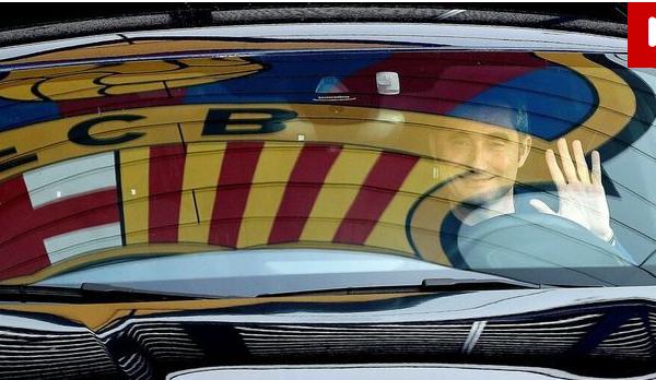 Radiot katalunase: Valverde është shkarkuar