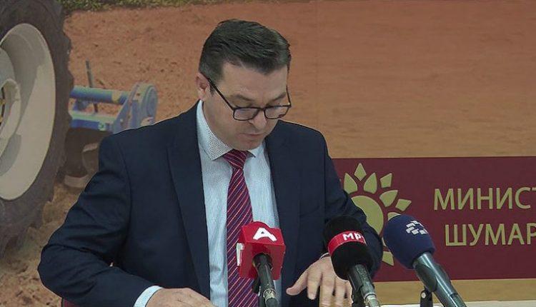 Tripunovski: Dimkovski dhe Nikollovski tokën e njëjtë bujqësore ua kanë dhënë nën koncesion dy personave