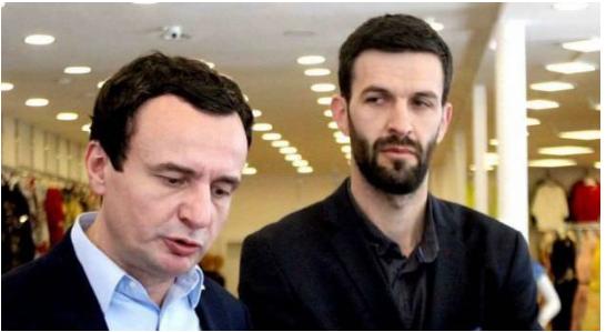 Vetëvendosje kërkon dorëheqjen e Shpend Ahmetit