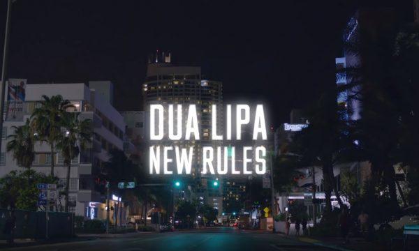 Dua Lipa me hitin 'New Rules' arrin 2 miliardë shikime në Youtube (VIDEO)