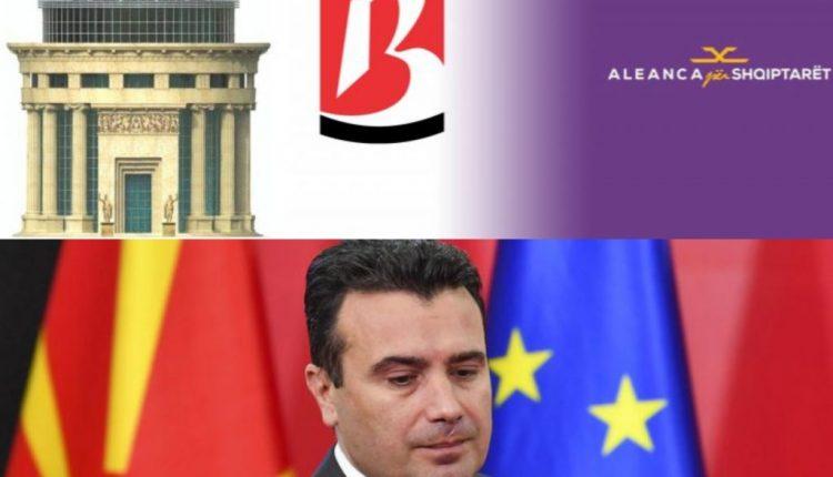 Prokuroria, opozita shqiptare s'është kontaktuar nga Zaevi