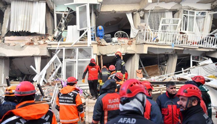 22 viktima nga tërmeti në Turqi