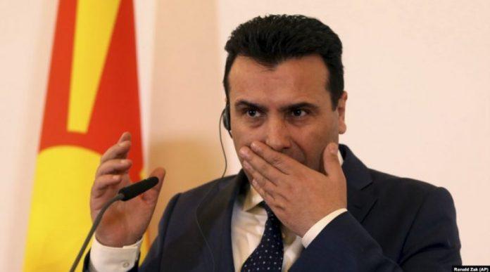 Ministri i brendshëm Naqe Çulev po bën plan për ta arrestuar Zaevin?