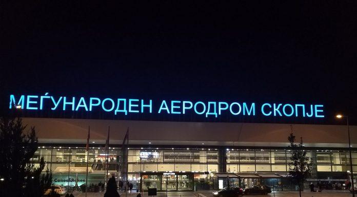 Kapen katër persona në Aeroportin e Shkupit, deshtën të kthehen në Zvicër me teste PCR të falsifikuara