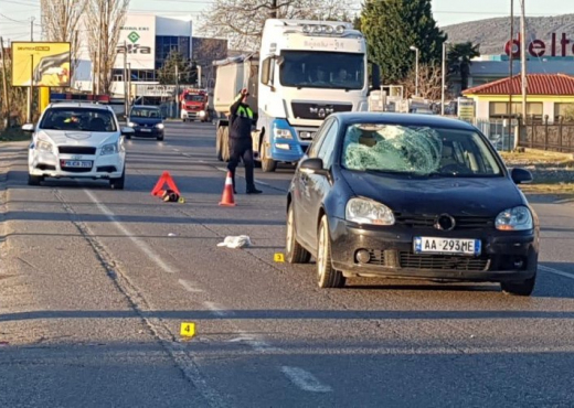 Makinat bëhen copë në Lezhë-Shkodër, humb jetën një person