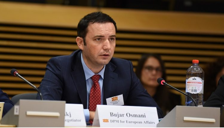 Osmani dhe Besimi nesër në Bruksel prezantojnë studimin për zhvillim të qëndrueshëm, të Republikës së Maqedonisë së Veriut