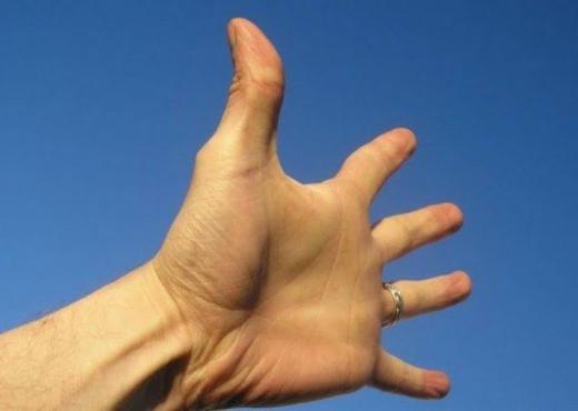 Arsyet e zakonshme të ënjtjes së gishtërinjve