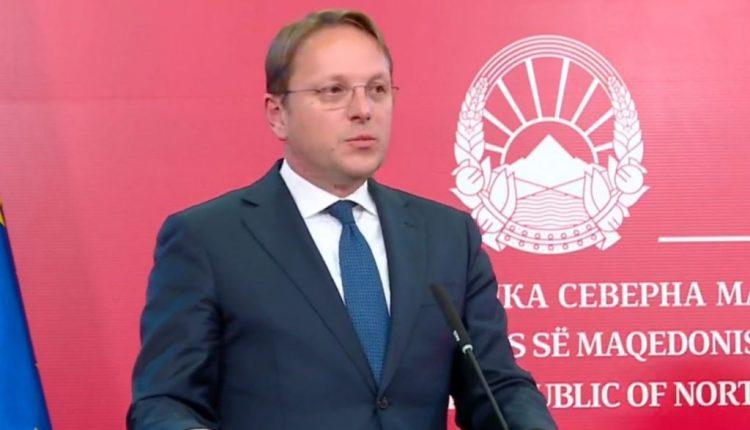 Varhejn: Presim vendim pozitiv nga KE, para samiti të Zagrebit