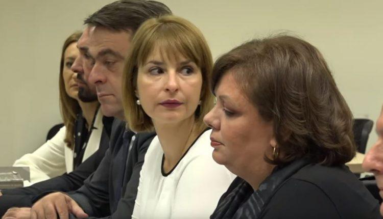 """""""Reket"""" anulohet për shkak të mungesës së avokatëve të Janevës"""