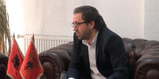 """Ajdini: """"PDSH-ja do ti fiton zgjedhjet e 12 prillit"""", jemi të izoluar nga mediat dhe portalet (VIDEO)"""