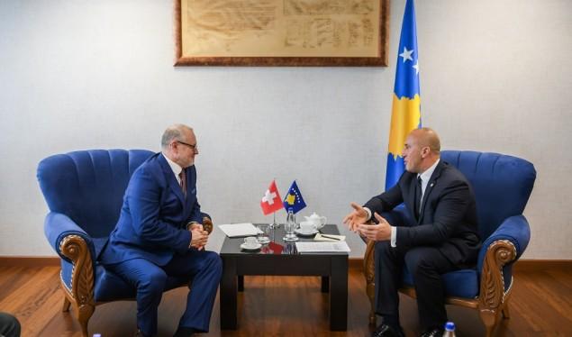 Haradinaj: Kosova duhet të krijojë Zonë të veçantë ekonomike zvicerane