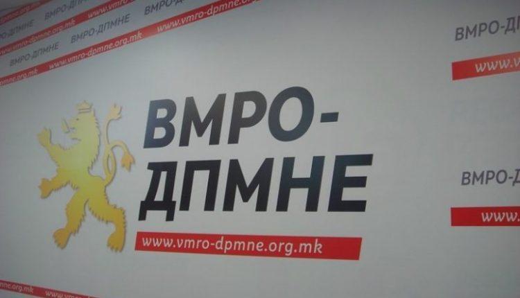 VMRO-DPMNE: Qeveria e LSDM-së dhe Filipçe nuk kanë bërë asgjë në lidhje me kujdesin shtëpiak dhe ndihmën e shpejtë