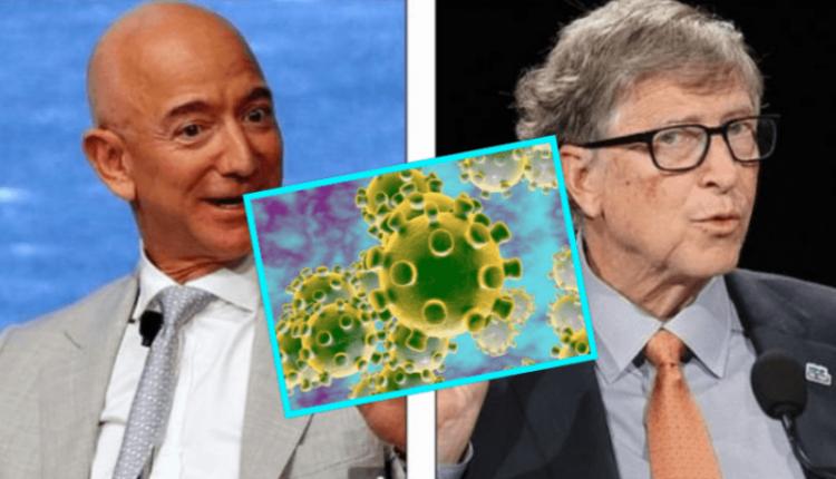 Paniku i koronavirusit: Humbje marramendëse në pasurinë e me të pasurve të botës