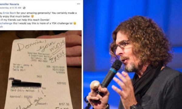 Miliarderi i Bostonit i lë kamarieres bakshish 5,000 dollarë