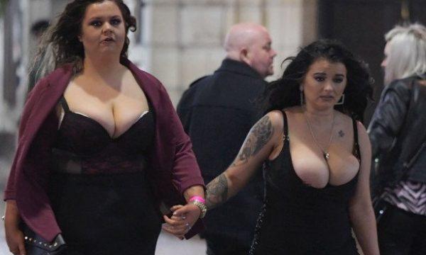 Britanikët e festojnë daljen nga BE-ja duke u bërë tapë — skena erotike nëpër rrugë (FOTO)