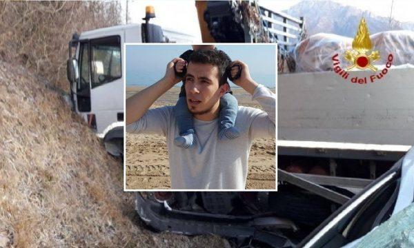 Aksident tragjik në Itali, 25- vjeçari shqiptar humb jetën, baba i dy fëmijëve (FOTO)