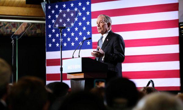 Sa gjasa ka miliarderi Bloomberg që të bëhet president i Amerikës?