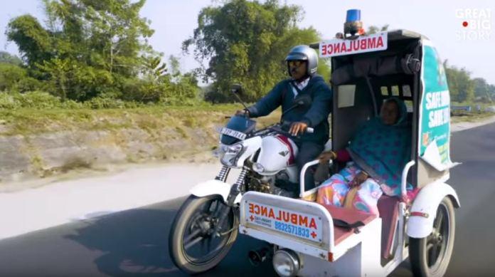 Indi, transport falas për banorët deri në spital (VIDEO)