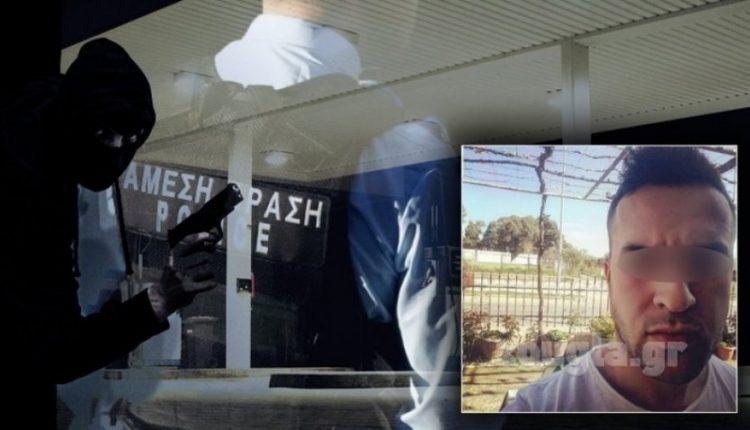 Shokohet policia, arrestojnë kolegun për 11 grabitje me armë