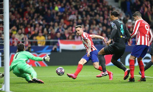 Atletico e mund Liverpoolin, por gjithçka mbetet e hapur për ndeshjen kthyese