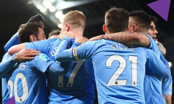 Manchester City e mund West Hamin