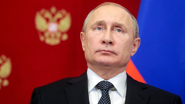 """20 vite në pushtet, fytyra e Putin """"shet"""" shumë"""