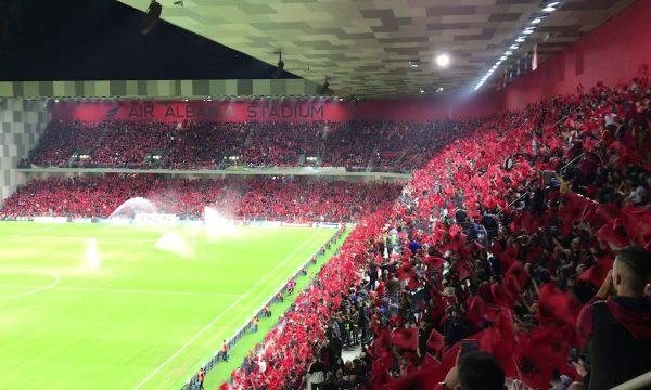 """Air Albania nominohet për çmimin """"stadiumi më i mirë i vitit 2019"""""""