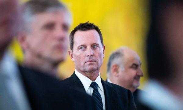 Zyrtarët amerikanë kundërshtojnë emërimin e Grenellit në krye të agjencive të spiunazhit