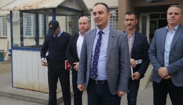 Çulev: Me kujdes po e ndjekim gjendjen në kufi për shkak të valës së re të mundshme të refugjatëve
