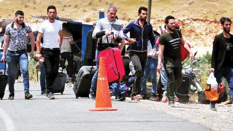 Edhe pa ndryshim zyrtar të politikës turke, emigrantët sirianë u nisën drejt Evropës