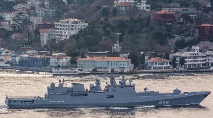 Shuhet toga turke në Siri, fregatat ruse futen në Stamboll (FOTO)