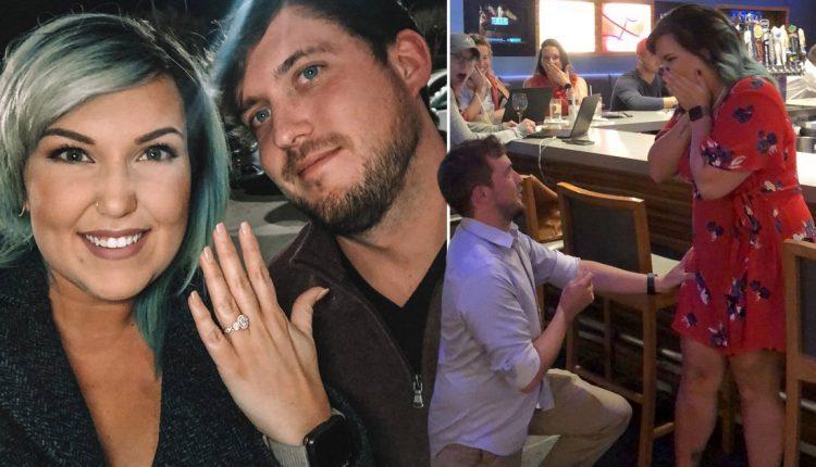 Mbetën ngushtë për para, çifti shtirej sikur po fejohej nëpër lokale, që të merrnin pije falas (VIDEO)