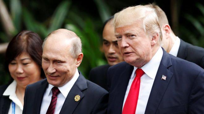 Inteligjenca amerikane: Rusia po ndërhyn për rizgjedhjen e Trump