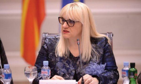 """Deskoska i përgjigjet Milloshovskit: Inçizimet e tua nuk janë """"bomba"""""""