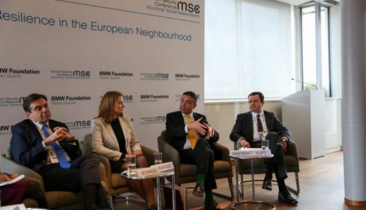 Dimitrov: Politikës së zgjerimit të BE-së i duhet motor i mirë – si ato që i prodhon organizatori i këtij paneli