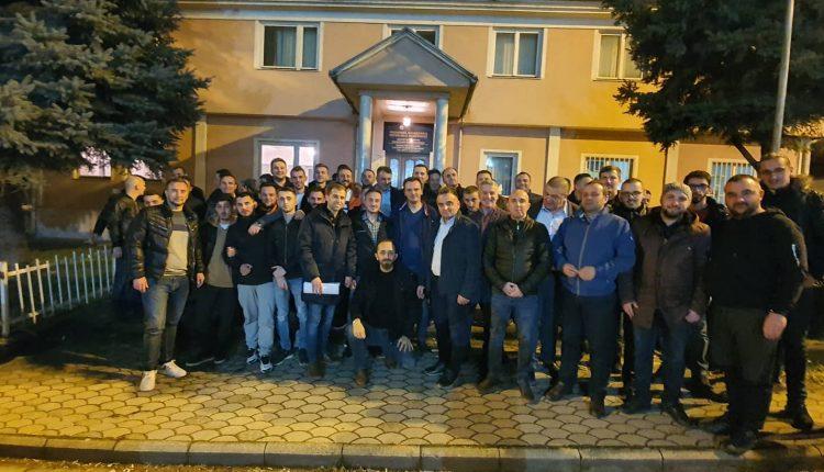 Rinia e Tetovës reshtohet pas BDI-së , mbi 400 anëtarësime të  reja në  katër këshilla vendorë