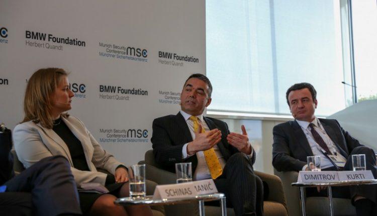 Dimitrov nga Mynheni: Evropa ta ruajë rolin e liderit në rajon