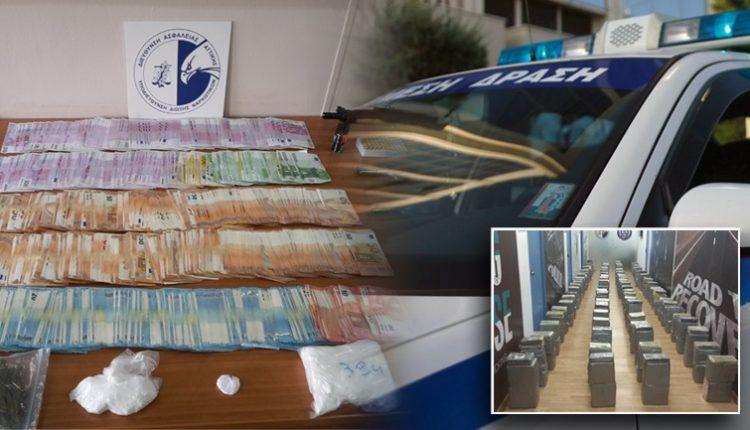 Trafiku i 1.3 ton kokainë, kapet një shqiptar në Itali dhe një grek në Greqi