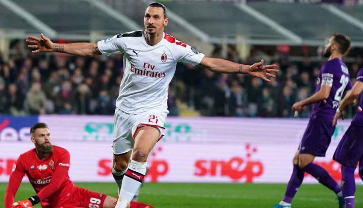 Një kusht e mban Ibrahimoviçin te Milani