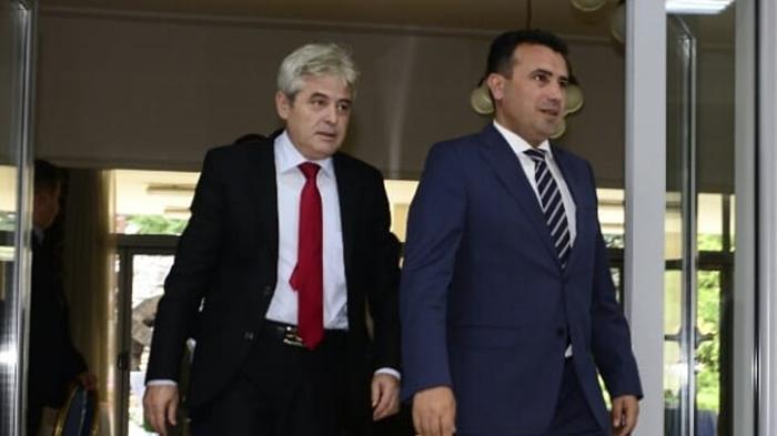 Zaev pranon se Ahmeti ka qenë kundër shkurtimit të pagave në administratë