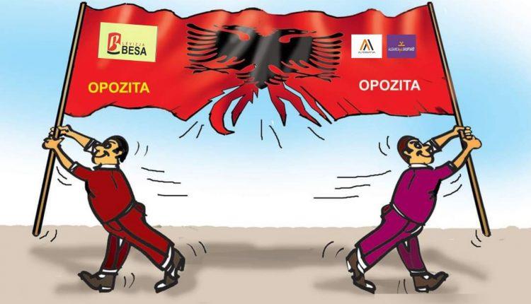 Kush është në të vërtet opozita shqiptare?