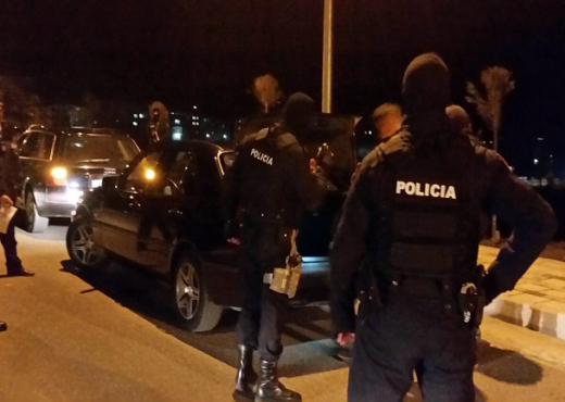 Priten 50 arrestime, mega operacion i madh në të gjithë Tiranën