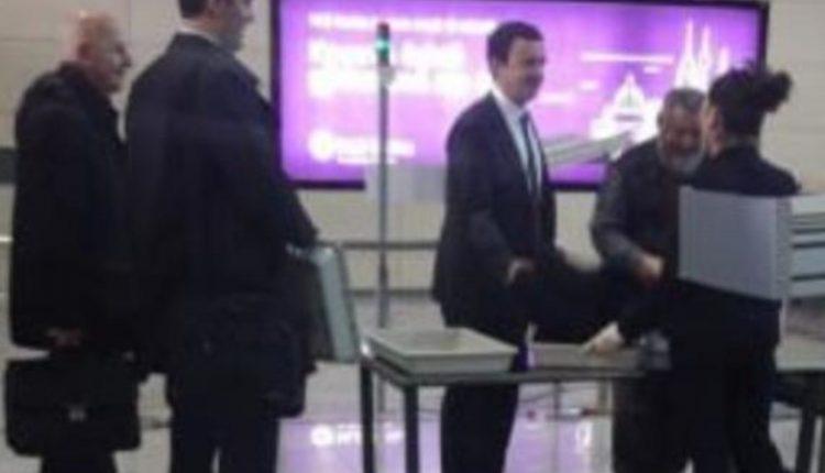 Kurti i shmanget zonës VIP në Aeroport, kalon kah qytetarët e rëndomtë
