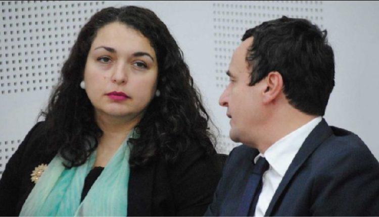 Albin Kurti dhe Vjosa Osmani priten me protesta në Trepçë