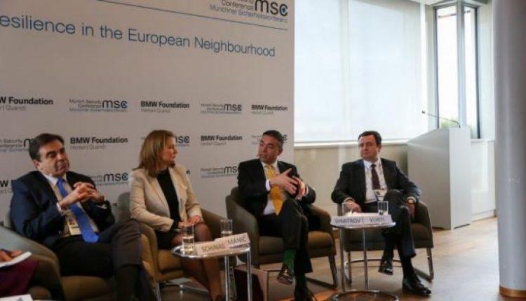 Kurti: Në Ballkan më i integruari është sektori i mafias