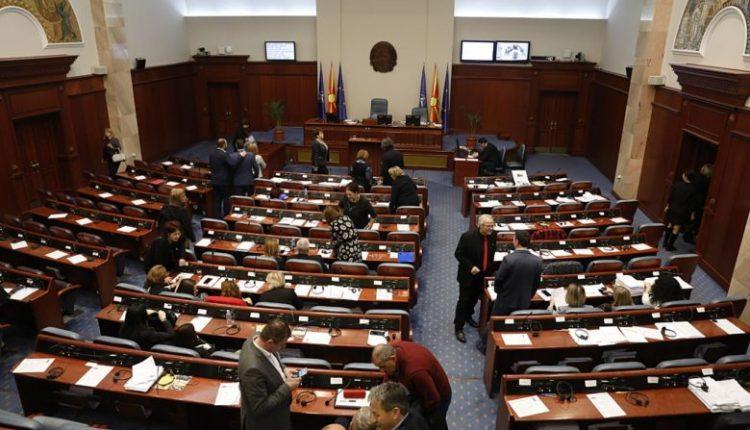 Pas debatit njëzetminutësh për ligjin për PP-në, deputetët sërish në pauzë