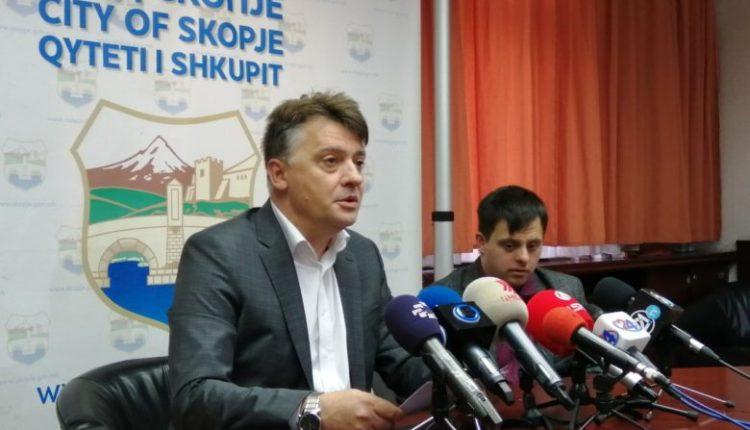 Qyteti i Shkupit nuk do të ndërmarrë kurrfarë masash plotësuese dhe pagesë të detyrueshme ndaj obliguesve tatimorë